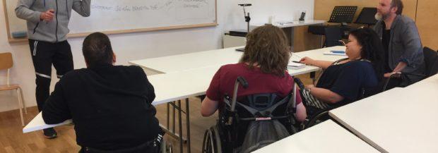 Speaker utbildning med Olle Åström